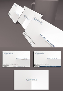 Diagnostic Imaging Services, Inc. Business Cards and Stationery  Draft # 151 by adizzz