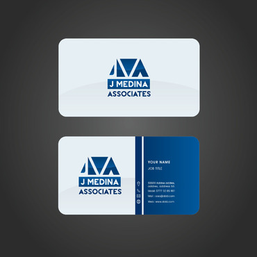 J Medina & Associates A Logo, Monogram, or Icon  Draft # 1329 by digitalkoala
