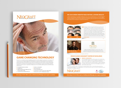 Premier Plastic Surgery & Dermatology Marketing collateral  Draft # 5 by jameelbukhari