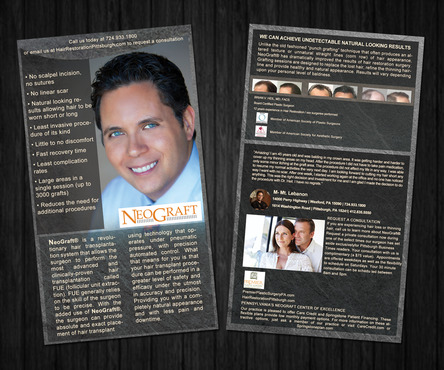 Premier Plastic Surgery & Dermatology Marketing collateral  Draft # 9 by OSSDesign