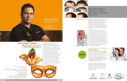 Premier Plastic Surgery & Dermatology Marketing collateral  Draft # 10 by DevOza