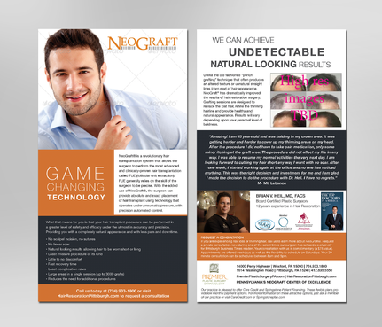 Premier Plastic Surgery & Dermatology Marketing collateral  Draft # 14 by ncoffey1018