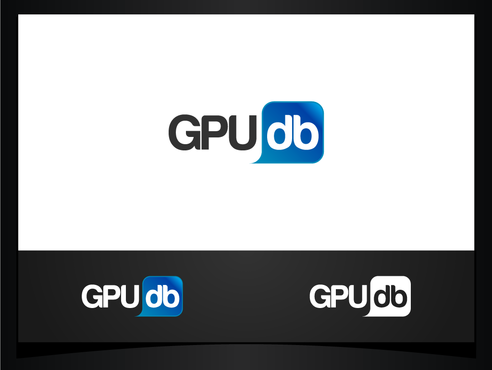GPUdb  A Logo, Monogram, or Icon  Draft # 273 by Alzam