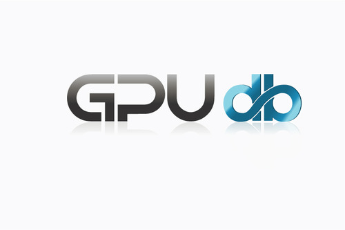 GPUdb  A Logo, Monogram, or Icon  Draft # 286 by NileshSaha