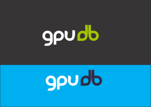 GPUdb  A Logo, Monogram, or Icon  Draft # 324 by shahiqbal