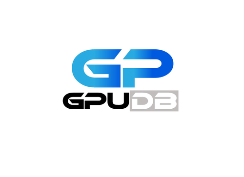 GPUdb  A Logo, Monogram, or Icon  Draft # 352 by gulahmeed