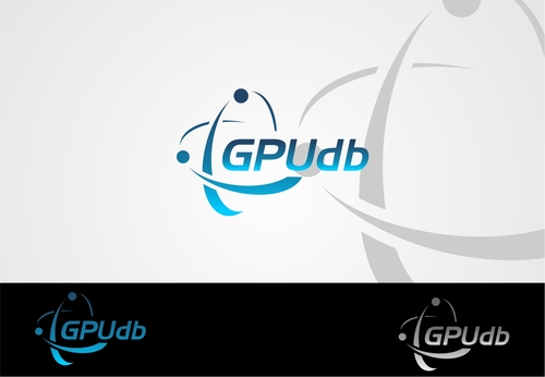 GPUdb  A Logo, Monogram, or Icon  Draft # 562 by KejamDia