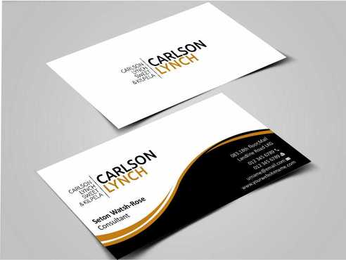 Modern and Professional Business Cards and Stationery  Draft # 200 by Dawson
