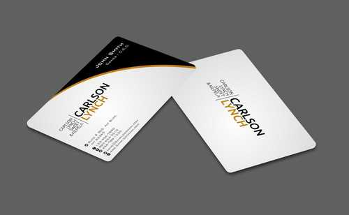 Modern and Professional Business Cards and Stationery  Draft # 212 by Dawson