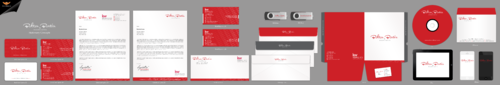 Bolton Boutin and Associates Business Cards and Stationery Winning Design by einsanimation