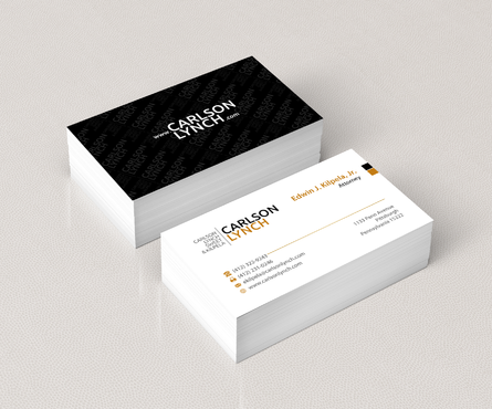 Modern and Professional Business Cards and Stationery  Draft # 226 by einsanimation