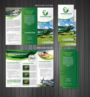 Information Booklet, Tri-fold Brochure and PowerPoint Template