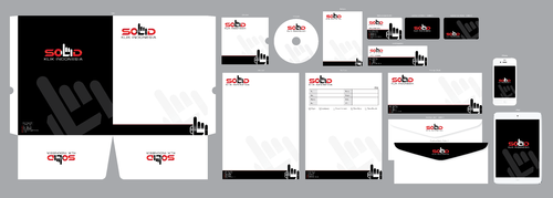 PT. Solid Klik Indonesia Business Cards and Stationery  Draft # 221 by ArtworksKingdom