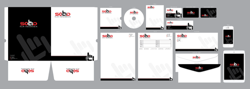 PT. Solid Klik Indonesia Business Cards and Stationery  Draft # 222 by ArtworksKingdom