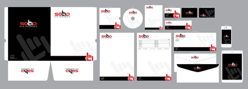 PT. Solid Klik Indonesia Business Cards and Stationery  Draft # 223 by ArtworksKingdom