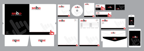 PT. Solid Klik Indonesia Business Cards and Stationery  Draft # 224 by ArtworksKingdom