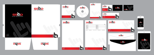 PT. Solid Klik Indonesia Business Cards and Stationery  Draft # 226 by ArtworksKingdom