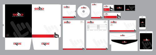PT. Solid Klik Indonesia Business Cards and Stationery  Draft # 227 by ArtworksKingdom
