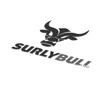 SurlyBull.com A Logo, Monogram, or Icon  Draft # 9 by hymodesign
