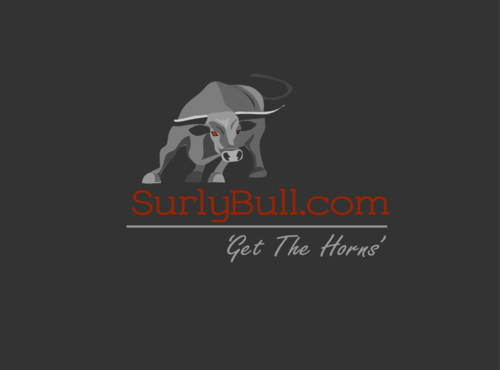 SurlyBull.com A Logo, Monogram, or Icon  Draft # 14 by attidesigns