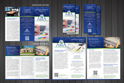 All Real Estate Appraisals Marketing collateral  Draft # 1 by Achiver