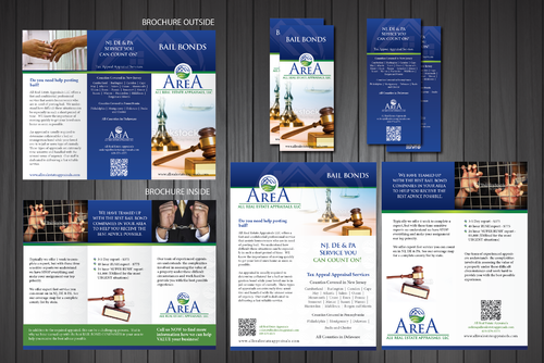 All Real Estate Appraisals Marketing collateral Winning Design by Achiver