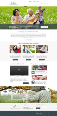 Medicaid Assistants Complete Web Design Solution  Draft # 12 by Achiver