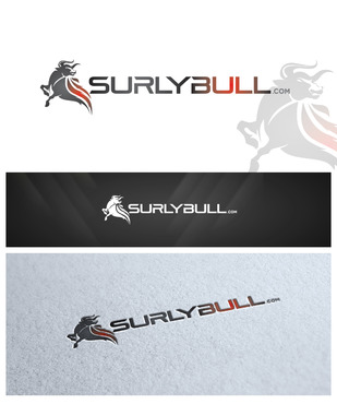 SurlyBull.com A Logo, Monogram, or Icon  Draft # 17 by rickydotovermind