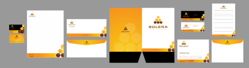 Solera Asset Managers, LLC Business Cards and Stationery  Draft # 120 by Xpert