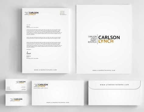 Modern and Professional Business Cards and Stationery  Draft # 301 by Dawson