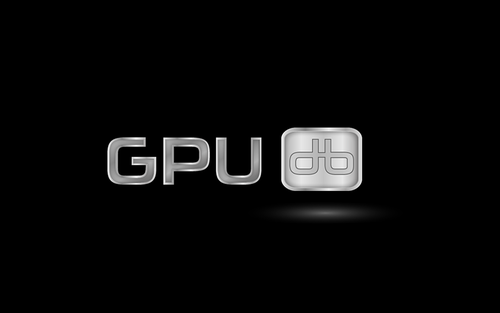 GPUdb  A Logo, Monogram, or Icon  Draft # 1424 by guglastican