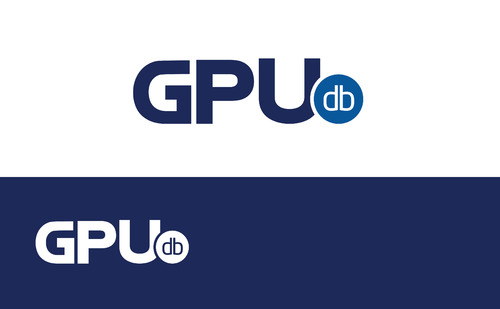GPUdb  A Logo, Monogram, or Icon  Draft # 1439 by Abdul700
