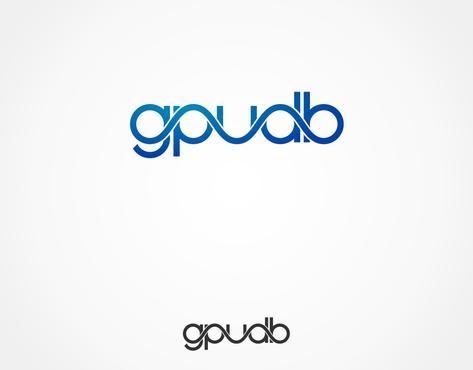 GPUdb  A Logo, Monogram, or Icon  Draft # 1478 by ASSALAAM