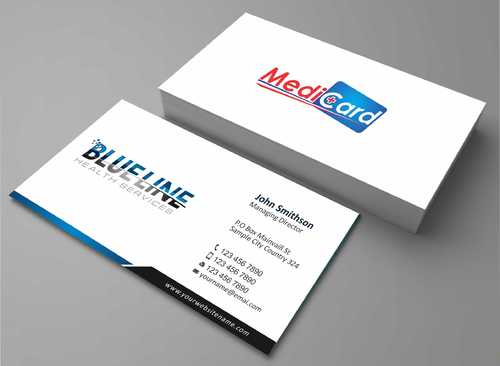 A digital Initiative Business Cards and Stationery  Draft # 1 by Dawson
