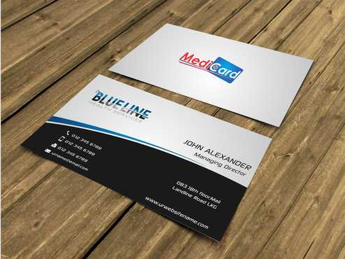 A digital Initiative Business Cards and Stationery  Draft # 3 by Dawson
