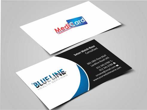 A digital Initiative Business Cards and Stationery  Draft # 13 by Dawson