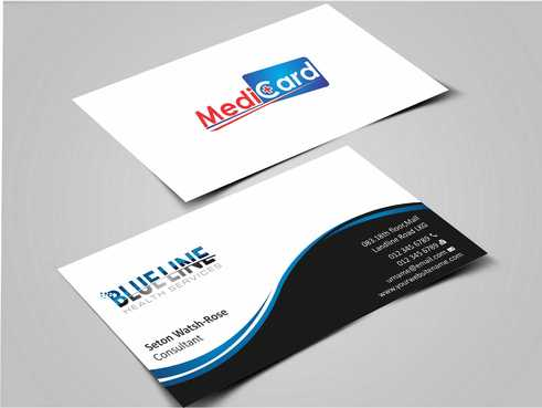 A digital Initiative Business Cards and Stationery  Draft # 14 by Dawson