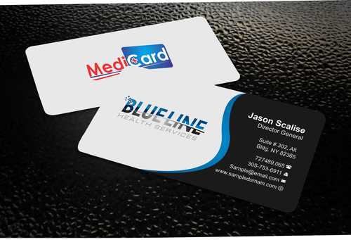 A digital Initiative Business Cards and Stationery  Draft # 19 by Dawson