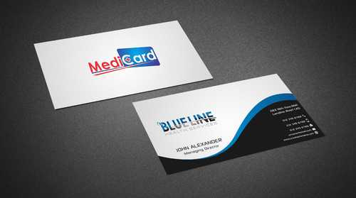 A digital Initiative Business Cards and Stationery  Draft # 20 by Dawson