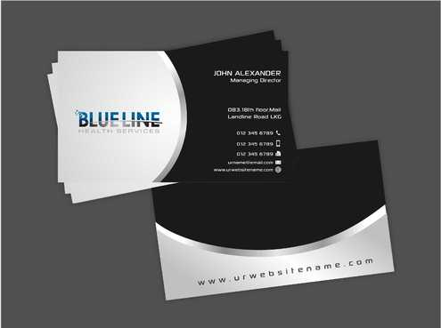 A digital Initiative Business Cards and Stationery  Draft # 28 by Dawson