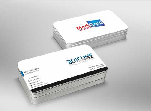 A digital Initiative Business Cards and Stationery  Draft # 36 by Dawson
