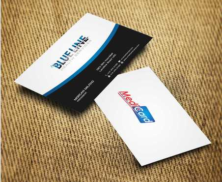 A digital Initiative Business Cards and Stationery  Draft # 35 by Dawson