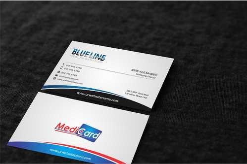A digital Initiative Business Cards and Stationery  Draft # 43 by Dawson