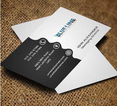 A digital Initiative Business Cards and Stationery  Draft # 53 by Dawson