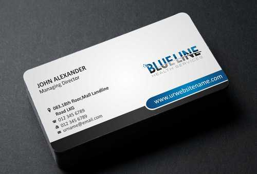 A digital Initiative Business Cards and Stationery  Draft # 55 by Dawson