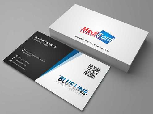 A digital Initiative Business Cards and Stationery  Draft # 60 by Dawson