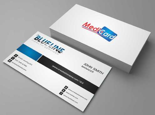 A digital Initiative Business Cards and Stationery  Draft # 64 by Dawson