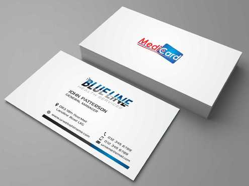 A digital Initiative Business Cards and Stationery  Draft # 69 by Dawson