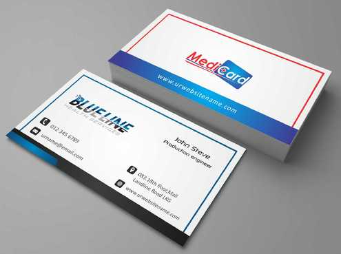 A digital Initiative Business Cards and Stationery  Draft # 70 by Dawson