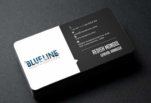 A digital Initiative Business Cards and Stationery  Draft # 71 by Dawson